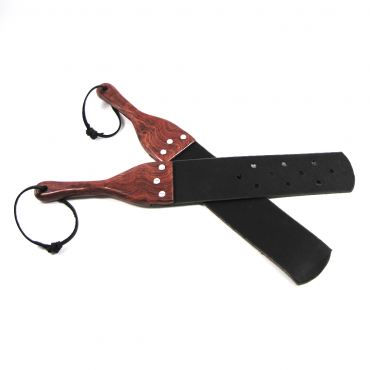 Repentant Strap Exotic Wood