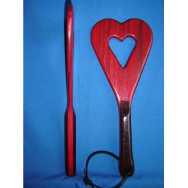 Heart Shape Paddle
