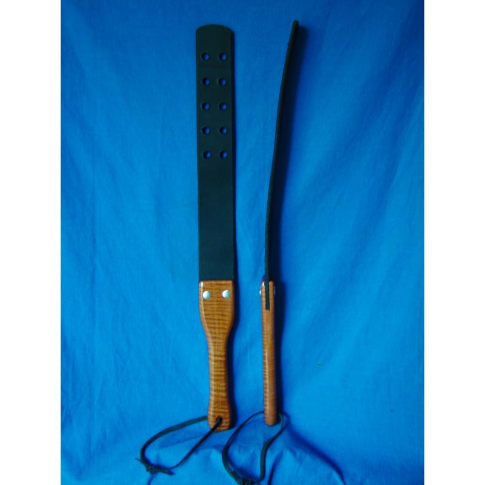 Principal's Leather Strap