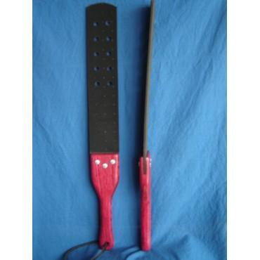 Prison Rubber Strap Red