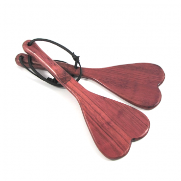 Heart Wood Paddle