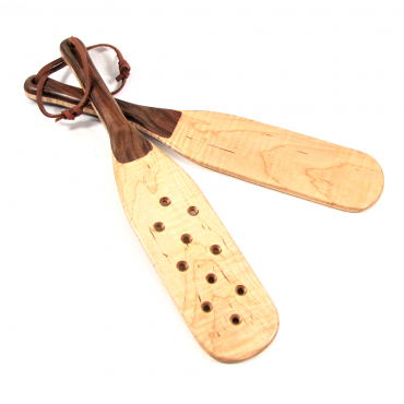 Confession Wood Paddle Exotic