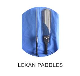 Spanking Lexan Paddles