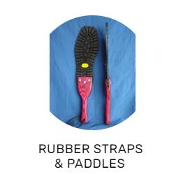 Spanking Rubber Straps