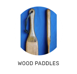 Spanking Wood Paddles